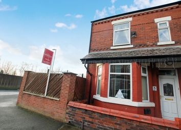 Thumbnail 2 bed end terrace house for sale in Cardigan Street, Salford