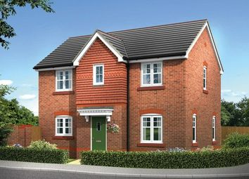 Thumbnail 3 bedroom detached house for sale in The Fairford Plot 89, Sandy Lane, Chester, Cheshire