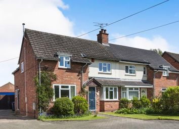 Thumbnail 4 bed semi-detached house for sale in Park Lane, Snitterfield, Stratford Upon Avon, Warwickshire