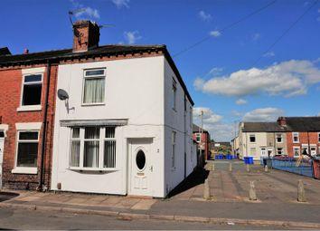 Thumbnail 3 bedroom end terrace house for sale in Brakespeare Street, Stoke-On-Trent