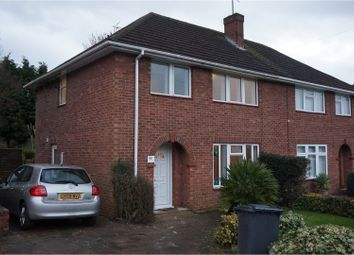 Thumbnail 3 bedroom semi-detached house to rent in Winton Road, Reading