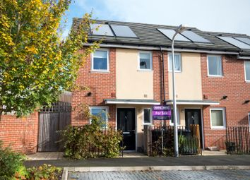 Thumbnail 2 bedroom end terrace house for sale in Tay Road, Reading