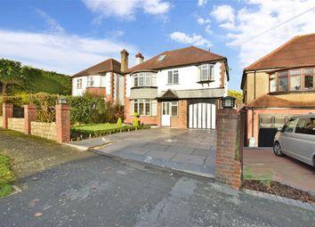 Thumbnail 5 bed detached house for sale in Vincent Avenue, Carshalton, Surrey