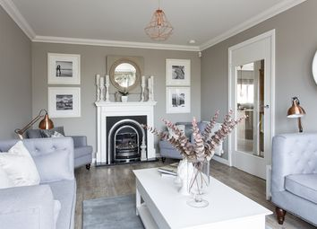 Thumbnail 4 bed detached house for sale in Grange Road, North Berwick
