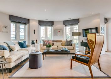 Thumbnail 3 bed flat to rent in Doulton House, 11 Park Street, London