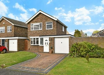 Thumbnail 3 bed detached house for sale in Nene Road, Eaton Ford, St. Neots
