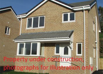 Thumbnail 3 bed detached house for sale in Garth Mor, Pearson Way, Briton Ferry, Neath, West Glamorgan
