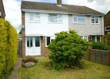 Thumbnail 3 bed property to rent in Chandlers Way, Hertford