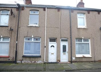 Thumbnail 2 bed terraced house for sale in Harrow Street, Hartlepool
