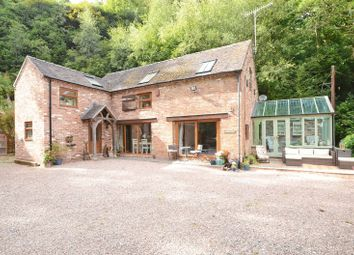 Thumbnail 3 bed detached house for sale in Mill Road, Oakamoor, Staffordshire