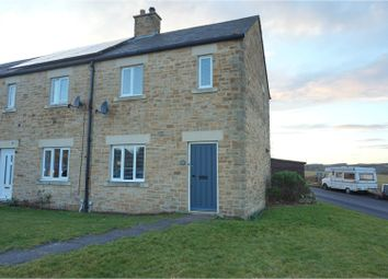 Thumbnail 3 bed end terrace house for sale in St. Helens Gate, Hexham