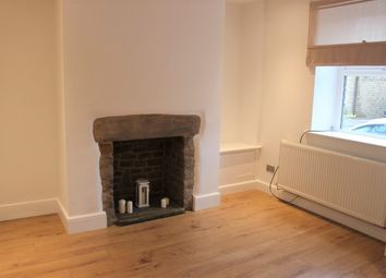 Thumbnail 2 bed terraced house to rent in Bank Bottom, Hadfield, Glossop