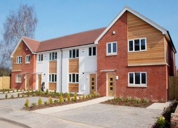 Thumbnail 3 bed terraced house to rent in Shenley Lane, London Colney, St Albans, Hertfordshire