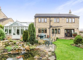Thumbnail 4 bed detached house for sale in The Nook, Tingley, Wakefield