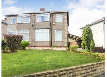 Thumbnail 3 bed semi-detached house for sale in Beech Road, Bradford