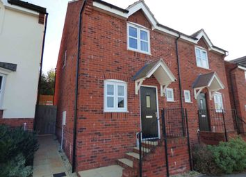 Thumbnail 2 bed semi-detached house for sale in Wellingtons Grove, Cinderford