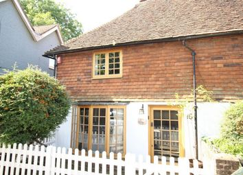Thumbnail 3 bed cottage to rent in Chevening Road, Chipstead, Sevenoaks, Kent
