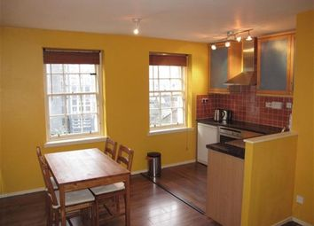 Thumbnail 1 bed flat to rent in Websters Land, Grassmarket