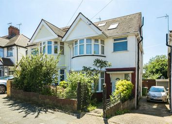 Thumbnail 4 bed semi-detached house for sale in Randall Avenue, Neasden, London