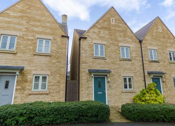 Thumbnail 3 bedroom semi-detached house for sale in Barnsley Way, Bourton On The Water
