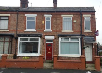 Thumbnail 2 bed terraced house to rent in Rowsley Street, Salford