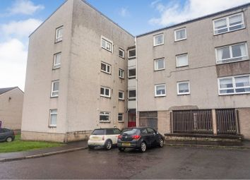 Thumbnail 2 bed flat for sale in Kildonan Place, Motherwell