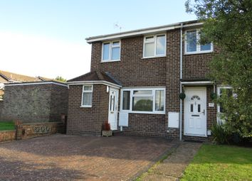 Thumbnail 2 bed end terrace house for sale in Cranbourne Park, Hedge End, Southampton