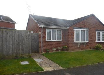 Thumbnail 3 bed semi-detached bungalow for sale in Hammerton Way, Wellesbourne, Warwick