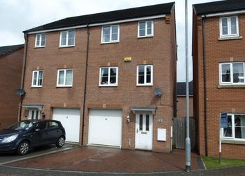 Thumbnail 4 bedroom semi-detached house for sale in Usker Close, Penistone, Sheffield