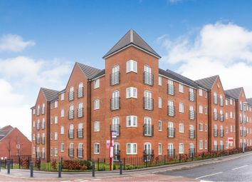 Thumbnail 2 bed flat for sale in Fenton Gate, Leeds