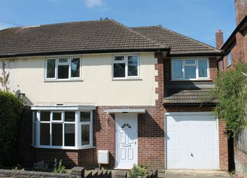 Thumbnail 4 bed semi-detached house for sale in Marsh Lane, Stanmore, Middlesex