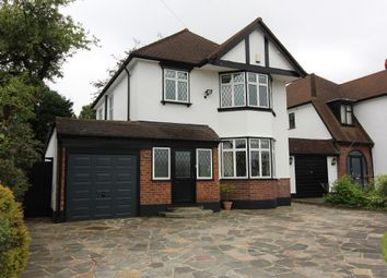 Thumbnail 3 bed detached house for sale in Sherbourne Road, Petts Wood, Orpington, Kent