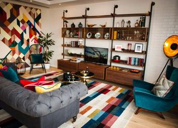 Thumbnail 1 bed flat for sale in London City Island, London