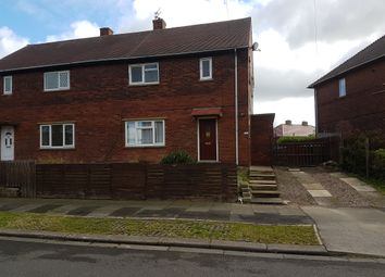 Thumbnail 3 bed semi-detached house for sale in Manorfield Drive, Horbury, Wakefield