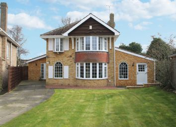 Thumbnail 6 bed detached house for sale in The Manor Beeches, Dunnington, York