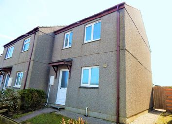 Thumbnail 2 bed end terrace house to rent in Pendeen, Penzance, Cornwall