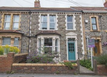Thumbnail 2 bed terraced house for sale in Rock Road, Keynsham, Bristol