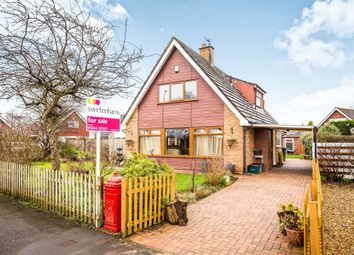 Thumbnail 4 bed detached bungalow for sale in Glastonbury Avenue, Upton, Chester