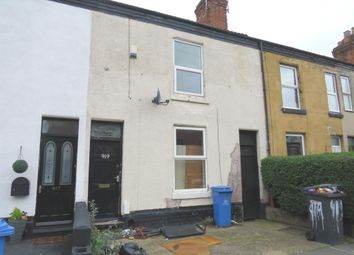 Thumbnail 3 bed terraced house for sale in London Road, Alvaston, Derby