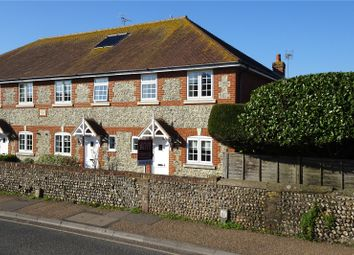 Thumbnail 3 bed end terrace house for sale in Sea Lane, Rustington, West Sussex