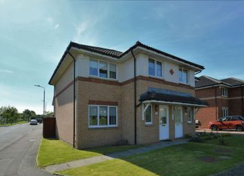 Thumbnail 3 bedroom semi-detached house for sale in Highgrove Road, Braehead, Renfrew