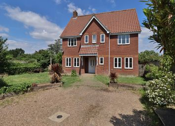 Thumbnail 4 bed detached house for sale in Nuttery Vale, Hoxne, Eye