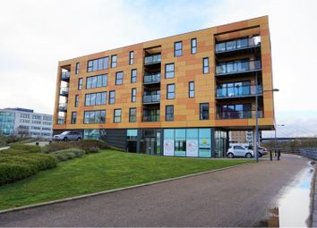 Thumbnail 2 bed flat for sale in Usk Way, Newport