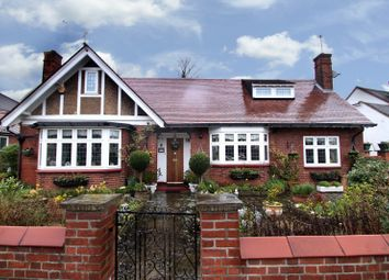 Thumbnail 4 bed bungalow for sale in The Avenue, London