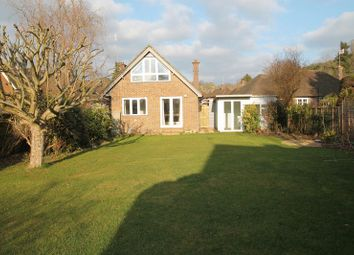 Thumbnail 3 bed detached bungalow to rent in New Road, Wonersh, Guildford