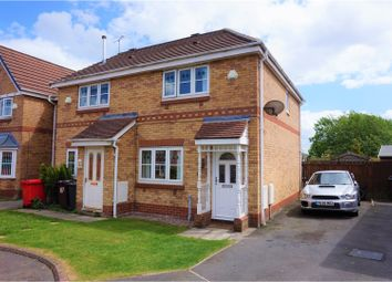Thumbnail 3 bed semi-detached house for sale in Bede Close, Liverpool