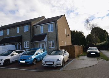 Thumbnail 2 bed end terrace house to rent in Sleight Close, Yeovil