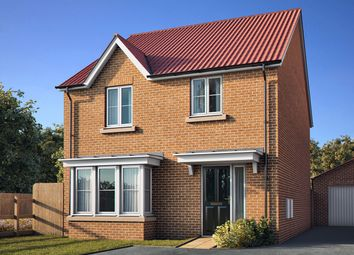 "Thumbnail 4 bed detached house for sale in ""The Berkeley"" at Spellowgate, Driffield"