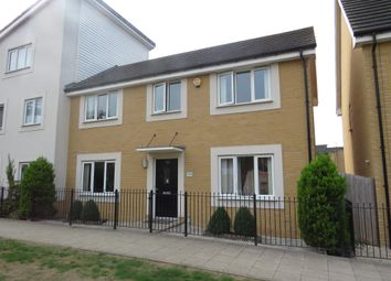 Thumbnail 3 bed semi-detached house for sale in Longships Way, Reading