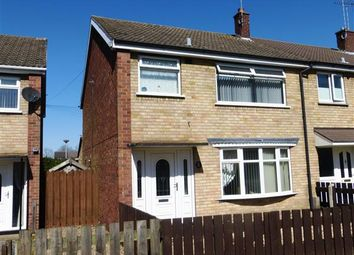 Thumbnail 3 bed town house for sale in Canterbury Close, Scunthorpe